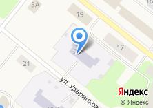 Компания «Детский сад №13 Березка» на карте