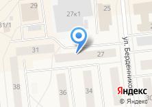 Компания «Собинбанк» на карте