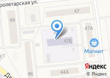 Компания «Детский сад №15 Калинка» на карте