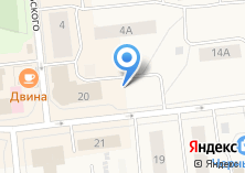 Компания «МикроФинанс-Сервис» на карте