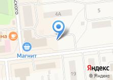 Компания «Новодвинское лесничество» на карте