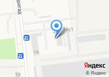 Компания «Новодвинская лесоперерабатывающая компания» на карте