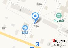 Компания «Продуктовый магазин на Заводской» на карте