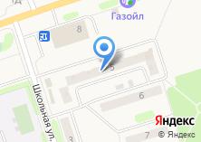 Компания «Аптека на ул. Школьной» на карте