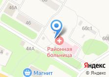 Компания «Архангельская областная клиническая станция скорой медицинской помощи» на карте