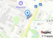 Компания «Ивановская текстильно-галантерейная фабрика» на карте