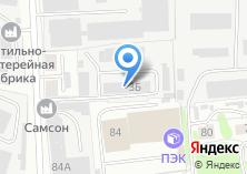 Компания «Ивановский учебный центр» на карте
