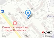 Компания «СМУ-1» на карте