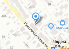 Компания «Стоматологический кабинет на Революционной» на карте