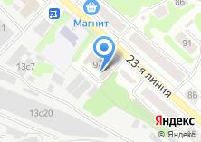 Компания «Николь мебельная компания» на карте