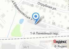 Компания «Иваново-Вторма-Клининг» на карте