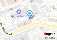Компания «Автосервис маршруток на Березниковской 13-ой» на карте