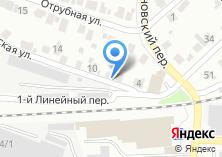 Компания «Тонировка37» на карте