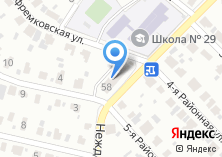 Компания «Городская библиотека №12» на карте