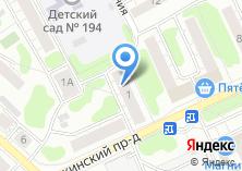 Компания «Ik-Prof» на карте
