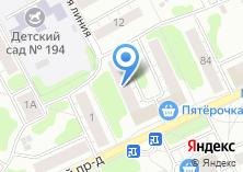 Компания «РИАТ-Маркет Диалог» на карте