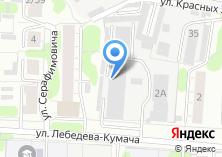 Компания «НАКС-Иваново» на карте