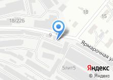Компания «Ивановоснаб» на карте