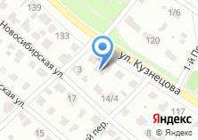 Компания «ИвановоМоторс» на карте