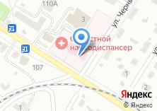 Компания «Ивановский областной наркологический диспансер» на карте