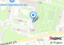 Компания «Замки-сервис» на карте