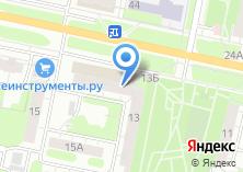 Компания «Мебель-ГИД» на карте