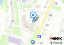 Компания «Славянский пух» на карте