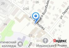 Компания «Стеклоцентр» на карте
