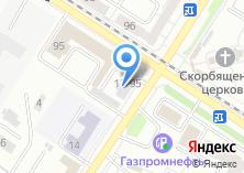 Компания «Центр исполнения административного законодательства» на карте