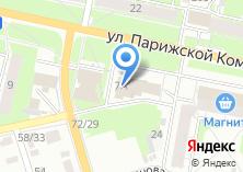 Компания «Центр ФиКС» на карте