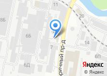 Компания «Авто-СТО» на карте