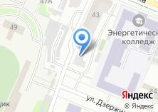 Компания «БумТорг-Иваново» на карте