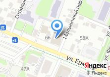 Компания «Ермак-Авто» на карте