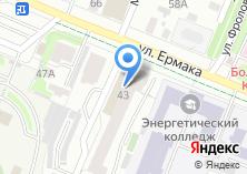 Компания «Юридическое бюро Устименко» на карте