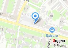 Компания «Строящийся жилой дом по ул. Красных Зорь» на карте