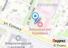 Компания «Ивановская клиническая больница им. Куваевых» на карте