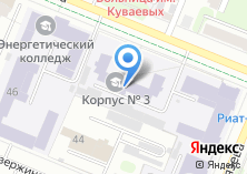 Компания «ИвГУ» на карте