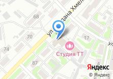 Компания «Автокомплекс 24» на карте