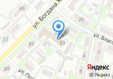 Компания «ГЛАВСНАБПРОЕКТ» на карте