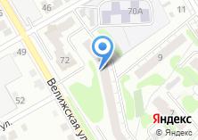 Компания «AutoParts37» на карте