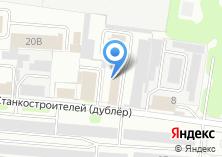 Компания «Информ Авто» на карте