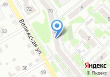 Компания «Городской сервисный центр» на карте