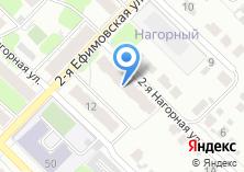 Компания «Нагорное-2» на карте