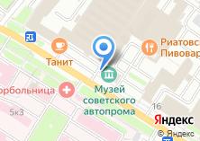 Компания «Сервис ТВ-Инфо» на карте