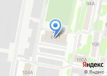 Компания «ЦАГРА» на карте