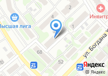 Компания «Автоконнекс Альянс» на карте