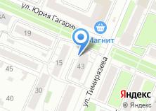 Компания «Карусель плюс» на карте
