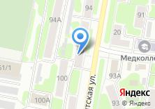Компания «Фанат» на карте