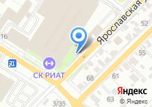 Компания «ЖЕЛТАЯ КОРОБКА» на карте
