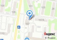 Компания «ИНЖЕНЕРНЫЙ ЦЕНТР АВАНГАРД» на карте